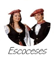 Disfraces de Escoceses